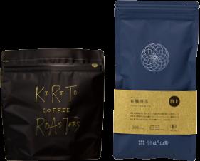 KIRITO珈琲と新川製茶